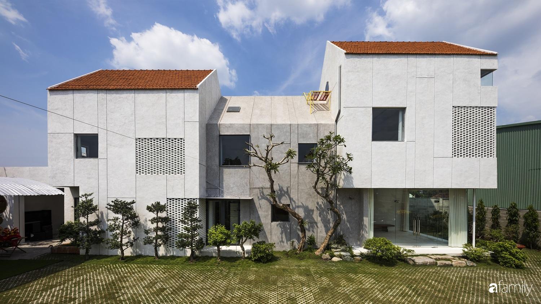 """Nhà ngoại ô ở ngoại ô Sài Gòn """"góp nhặt"""" tất cả vẻ đẹp của kiến trúc đương đại - Ảnh 2."""
