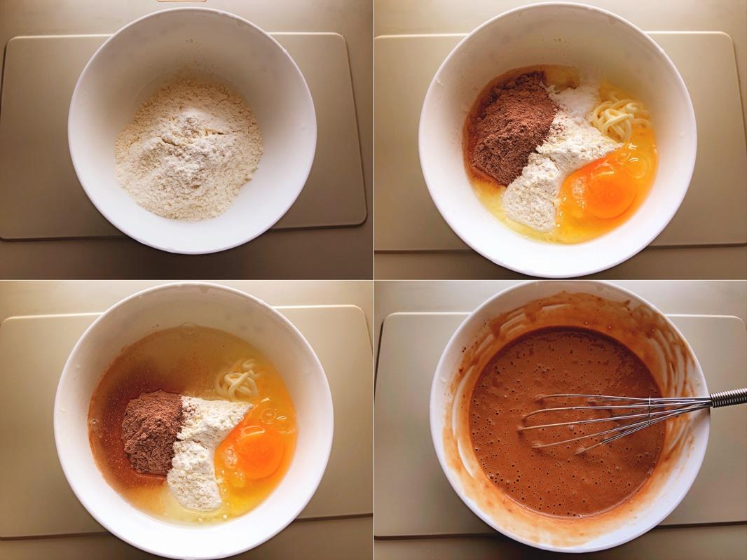Không cần lò nướng, làm ngay bánh cuộn ngon hết nấc chỉ trong 3 nốt nhạc - Ảnh 1.