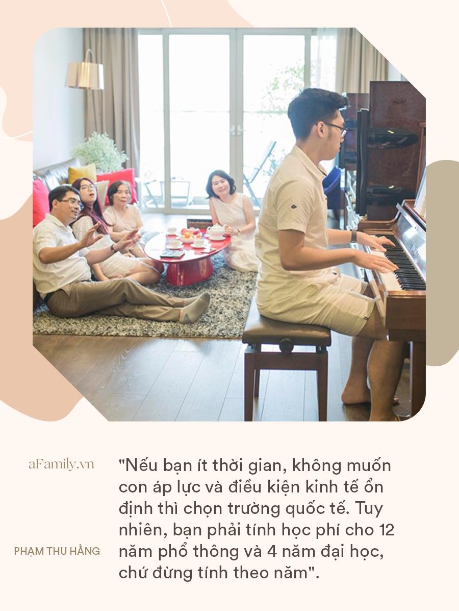 """Chọn trường cho con: Kinh nghiệm cực """"chất"""" của bà mẹ Hà Nội cho 2 con trải nghiệm đủ các mô hình trường từ cấp 1-3  - Ảnh 3."""