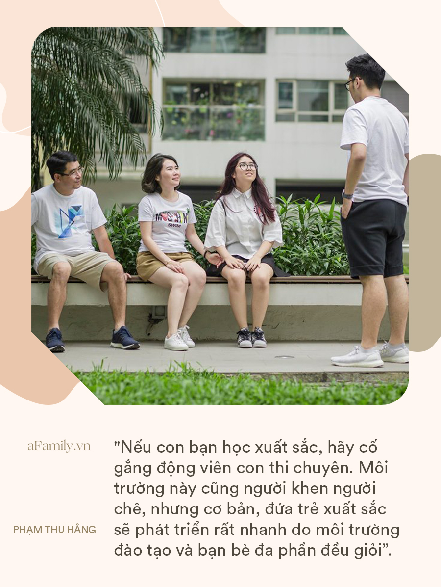 """Chọn trường cho con: Kinh nghiệm cực """"chất"""" của bà mẹ Hà Nội cho 2 con trải nghiệm đủ các mô hình trường từ cấp 1-3  - Ảnh 4."""