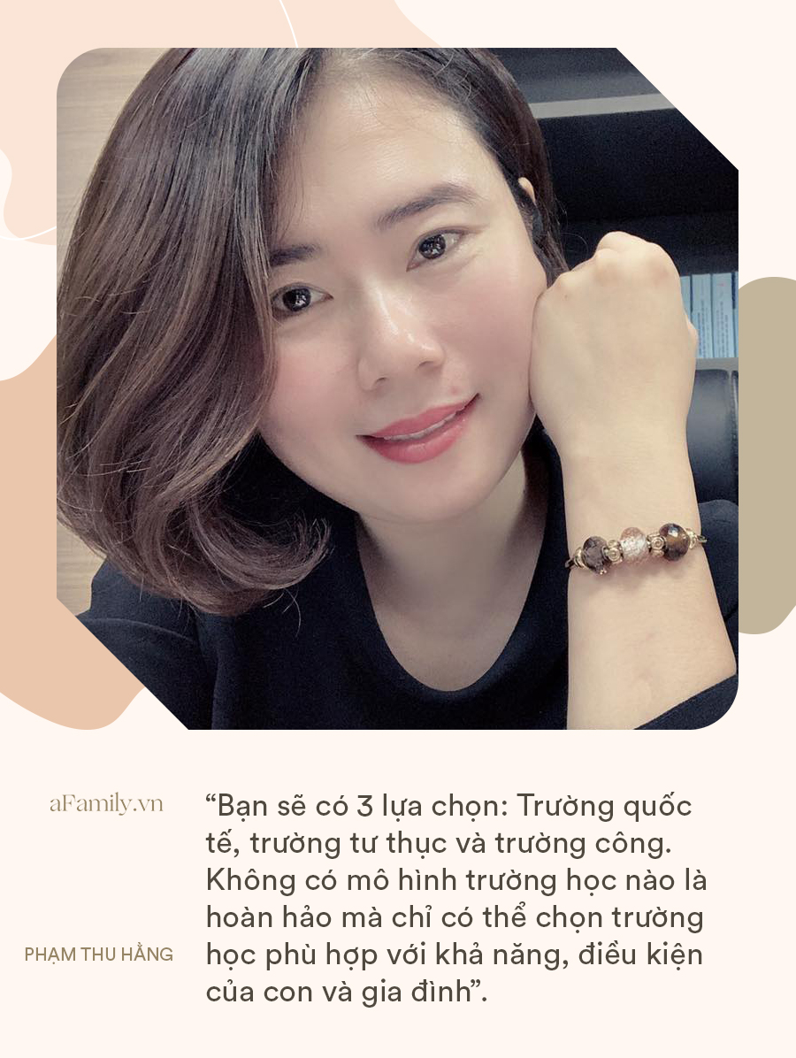 """Chọn trường cho con: Kinh nghiệm cực """"chất"""" của bà mẹ Hà Nội cho 2 con trải nghiệm đủ các mô hình trường từ cấp 1-3  - Ảnh 1."""