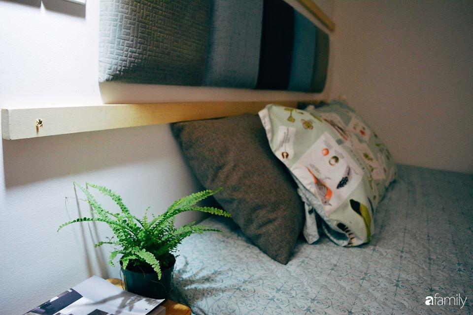 """Cải tạo lại phòng trọ với chi phí gần 10 triệu, cô gái Sài Gòn nhận về không gian sống đẹp kiểu Nhật ai cũng """"trầm trồ"""" 4"""