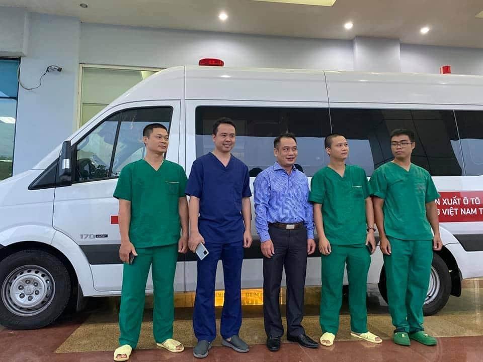 4 y bác sĩ BV Nhiệt đới TW lên đường 'giải cứu' công dân Việt từ Guinea Xích đạo - Ảnh 3.