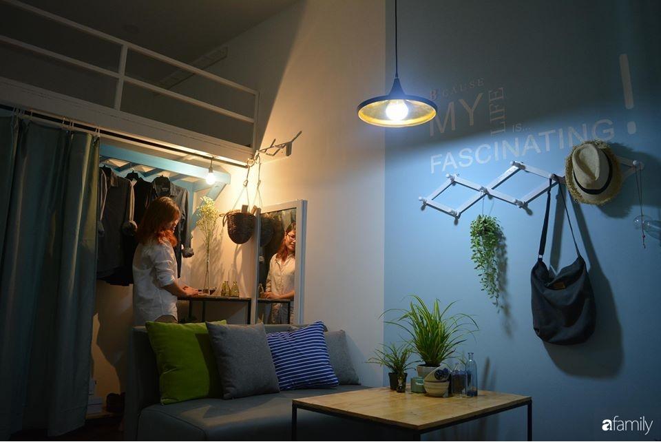 """Cải tạo lại phòng trọ với chi phí gần 10 triệu, cô gái Sài Gòn nhận về không gian sống đẹp kiểu Nhật ai cũng """"trầm trồ"""" - Ảnh 9."""