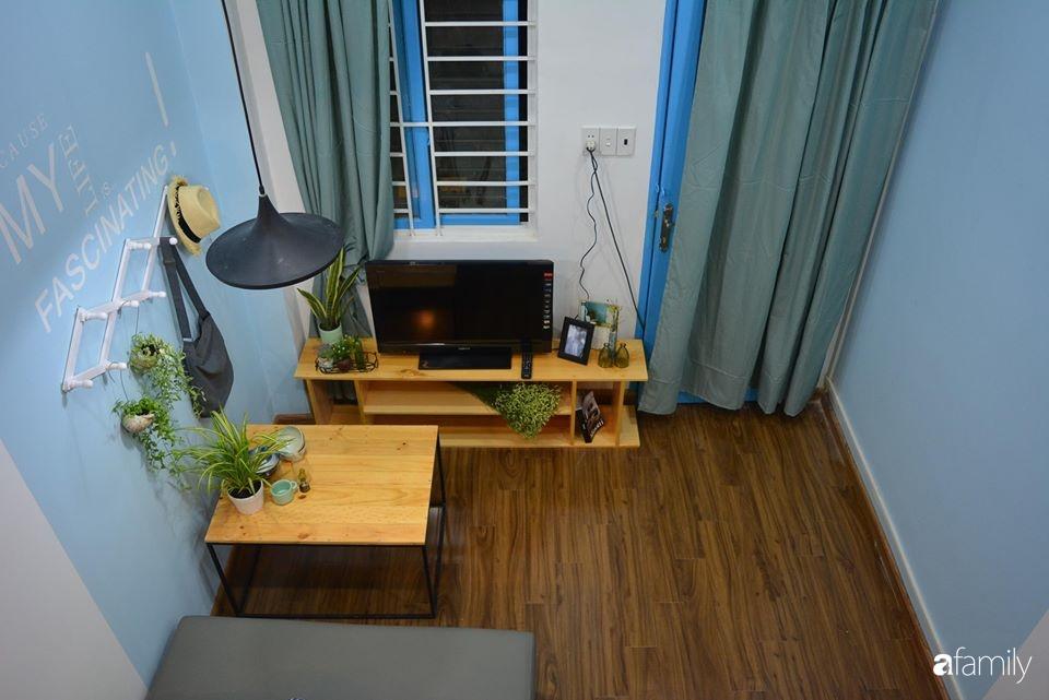 """Cải tạo lại phòng trọ với chi phí gần 10 triệu, cô gái Sài Gòn nhận về không gian sống đẹp kiểu Nhật ai cũng """"trầm trồ"""" 1"""