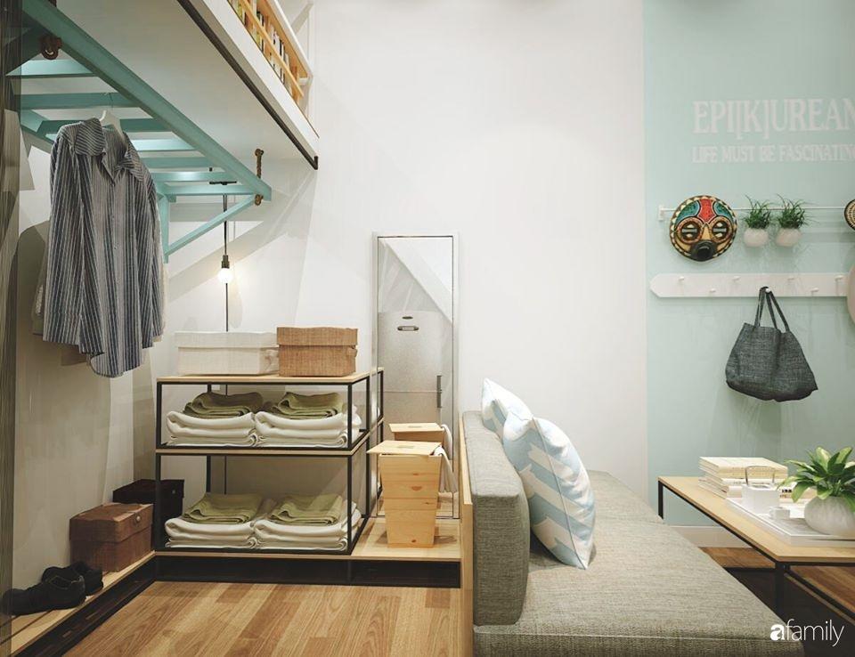 """Cải tạo lại phòng trọ với chi phí gần 10 triệu, cô gái Sài Gòn nhận về không gian sống đẹp kiểu Nhật ai cũng """"trầm trồ"""" - Ảnh 6."""