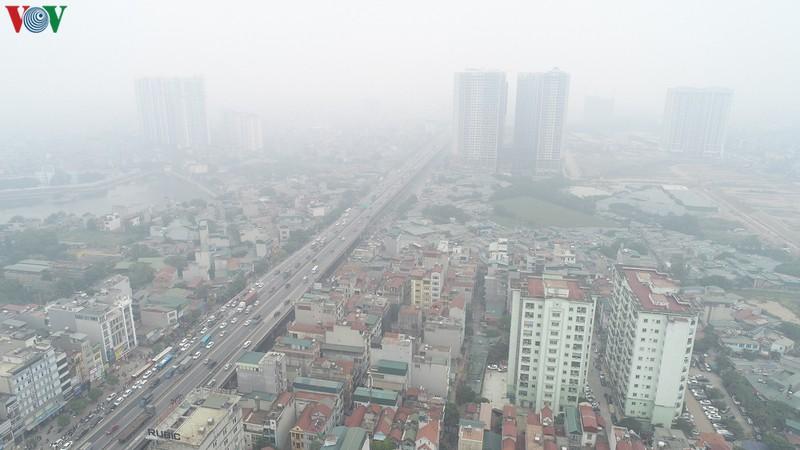 Nguyên nhân khiến không khí Hà Nội ô nhiễm nhất thế giới trong sáng 28/7 - Ảnh 1.