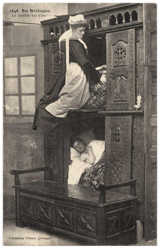 """Người xưa có kiểu """"ngủ hộp"""" nghe đã thấy lạ nhưng nghe lý giải thì mới thấy sức sáng tạo của tổ tiên nằm ngoài sức tưởng tượng của con cháu! - Ảnh 2."""