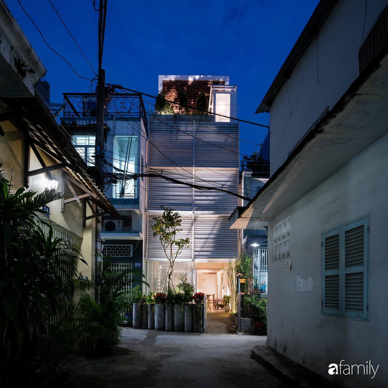 Nhà chính Tây rộng 38m² vẫn mát lành và tràn đầy sinh khí ở quận Tân Bình, TP. HCM - Ảnh 3.