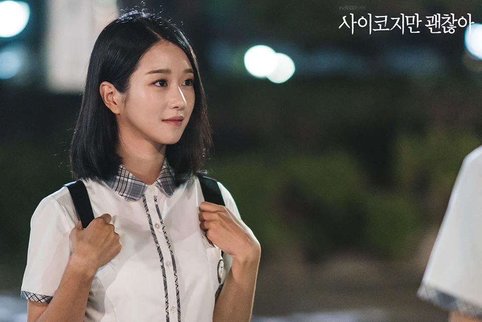 """Seo Ye Ji bị chê """"làm lố"""" khi vào vai nữ sinh mà diện balo hơn 30 triệu nhưng liệu có đáng? - Ảnh 1."""
