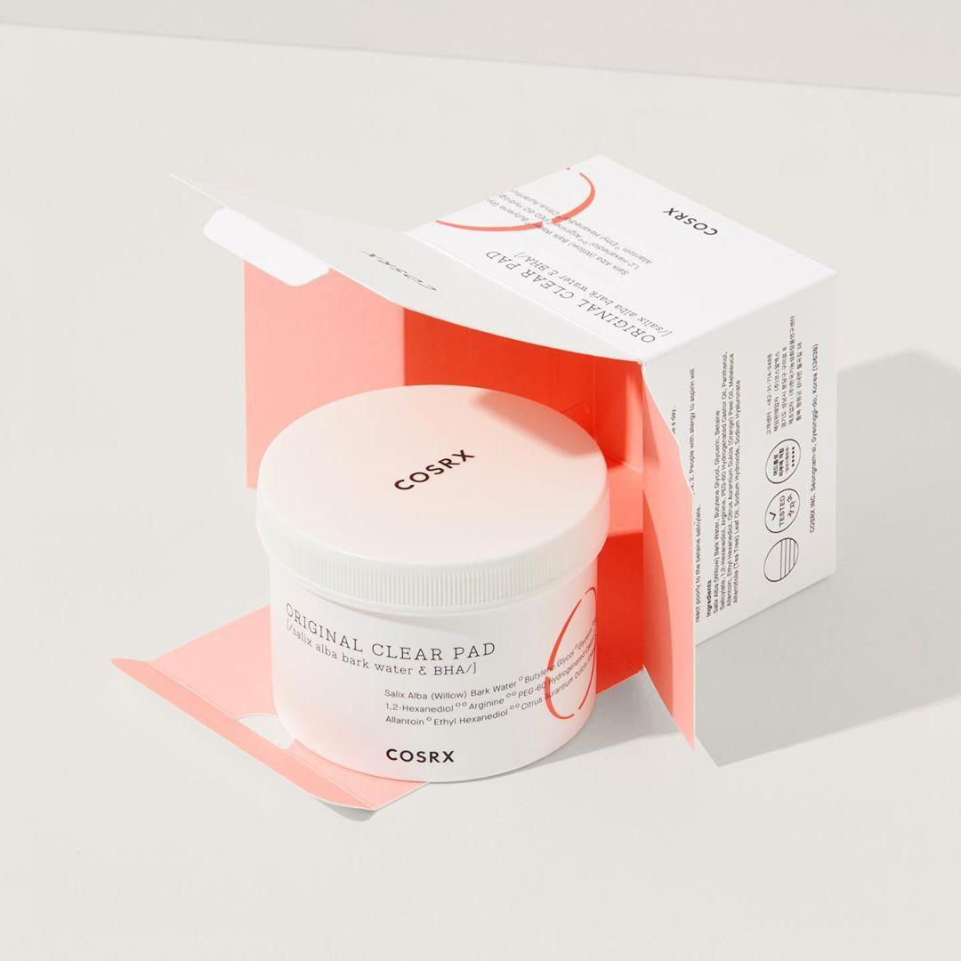 5 loại pad giúp bạn tẩy tế bào chết nhàn tênh, da dẻ lên hương siêu tốc với vẻ sáng căng mượt mà - Ảnh 2.