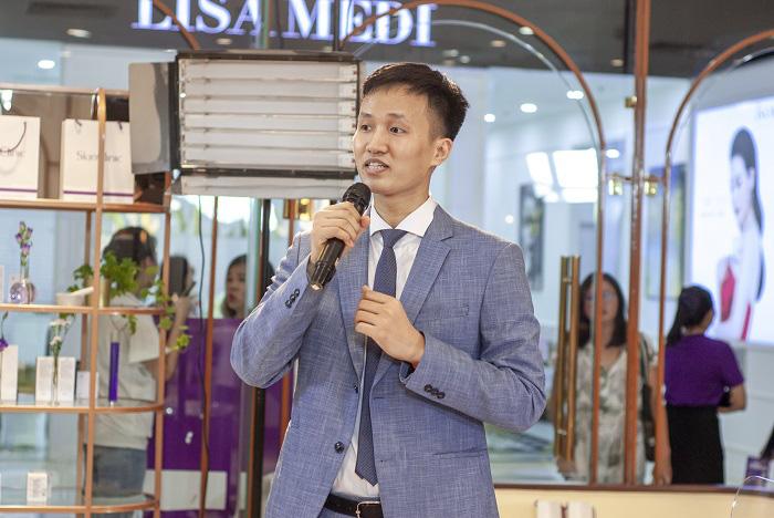 """Các Beauty Vlogger/Blogger đổ bộ trong dịp khai trương """"cửa hàng trải nghiệm"""" - SkinClinic Việt Nam - Ảnh 3."""