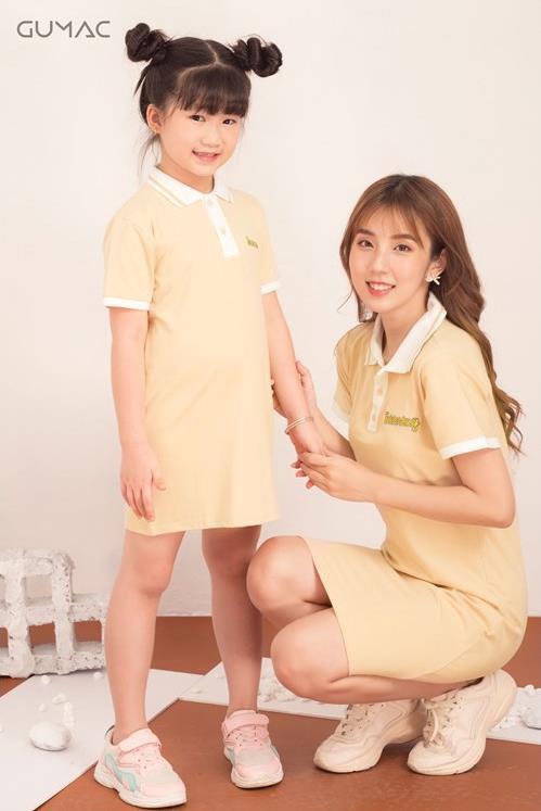 Bí quyết diện đồ đôi cực xinh cho mẹ và bé, thỏa sức tận hưởng mùa hè sôi động - Ảnh 4.