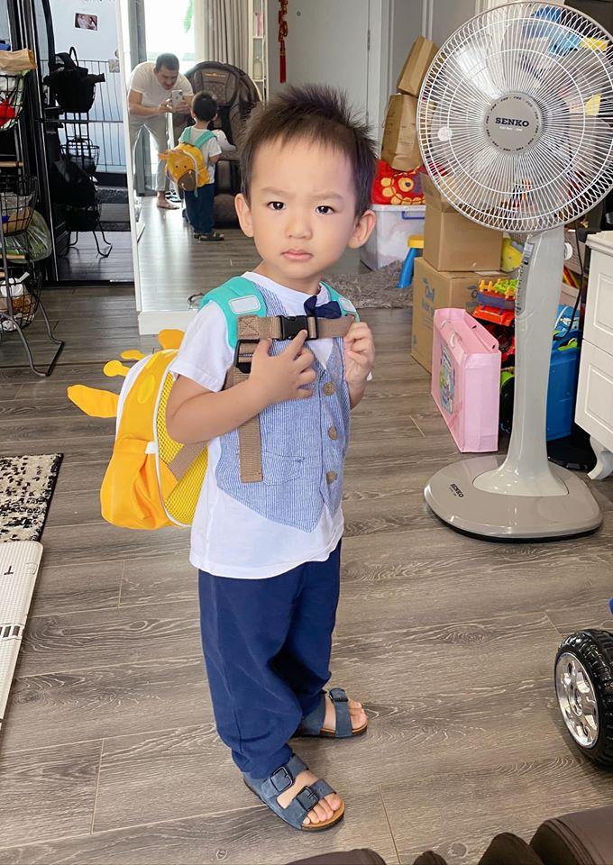 Con trai Lương Thế Thành