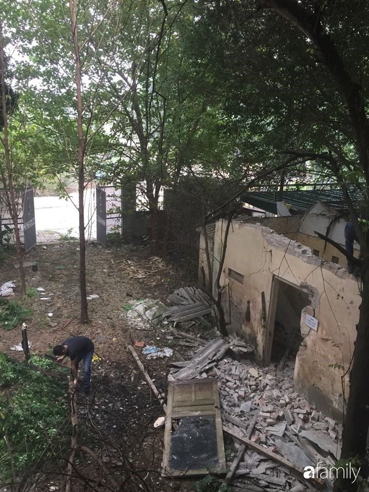 """Cuộc """"lột xác"""" ngoạn mục suốt 4 tháng cho ngôi nhà Hà Nội: Từ để hoang đổ nát thành không gian sống vạn người mê, KTS tiết lộ chi phí hơn 4 tỷ đồng 2"""