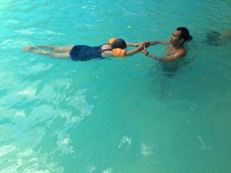 Mùa hè đến rồi, đây là 8 địa chỉ học bơi uy tín ở Hà Nội cho trẻ, cha mẹ nên tham khảo ngay - Ảnh 5.