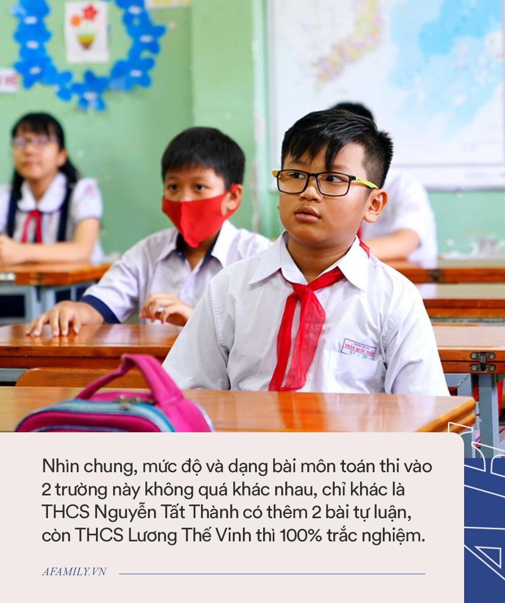 """Các dạng đề toán tuyển sinh lớp 6 của THCS Nguyễn Tất Thành và THCS Lương Thế Vinh, bố mẹ """"bắt sóng"""" ngay để ôn cho con - Ảnh 4."""