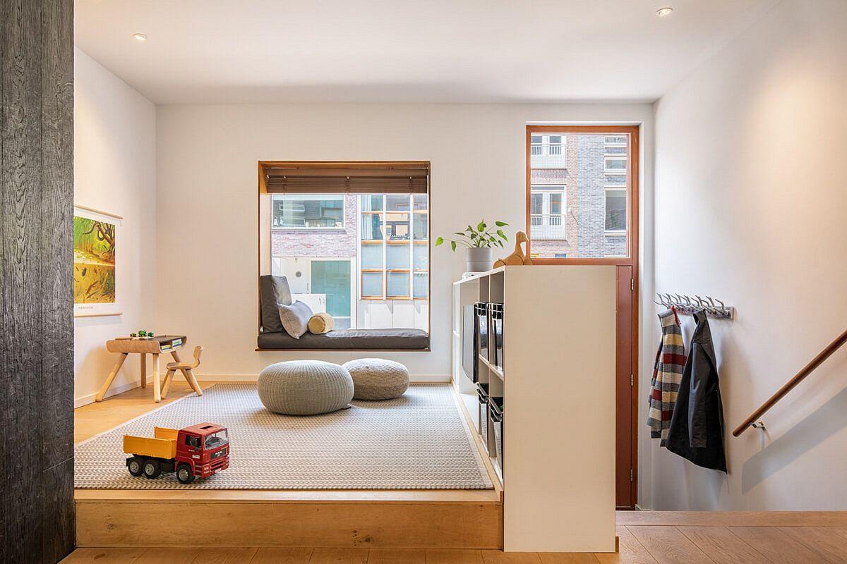 """Ngôi nhà """"biến hình"""" đẹp bất ngờ sau cải tạo, nhìn vào nội thất đơn giản chỉ đủ dùng khiến ai cũng phải ấn tượng đến há hốc mồm - Ảnh 5."""