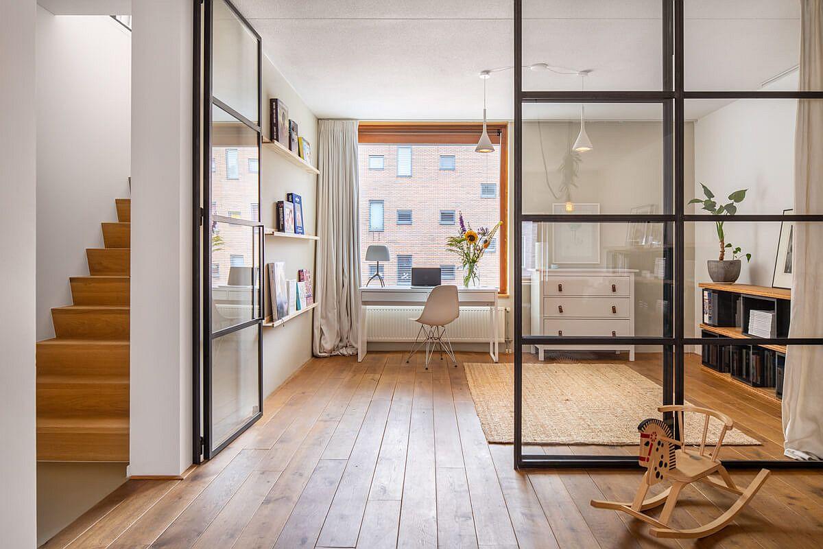 """Ngôi nhà """"biến hình"""" đẹp bất ngờ sau cải tạo, nhìn vào nội thất đơn giản chỉ đủ dùng khiến ai cũng phải ấn tượng đến há hốc mồm - Ảnh 2."""