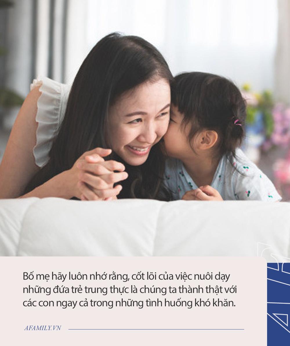 Nếu con nói dối, bố mẹ hãy sử dụng ngay phương pháp đặc biệt hữu dụng này để nuôi dạy con thành đứa trẻ trung thực  - Ảnh 2.