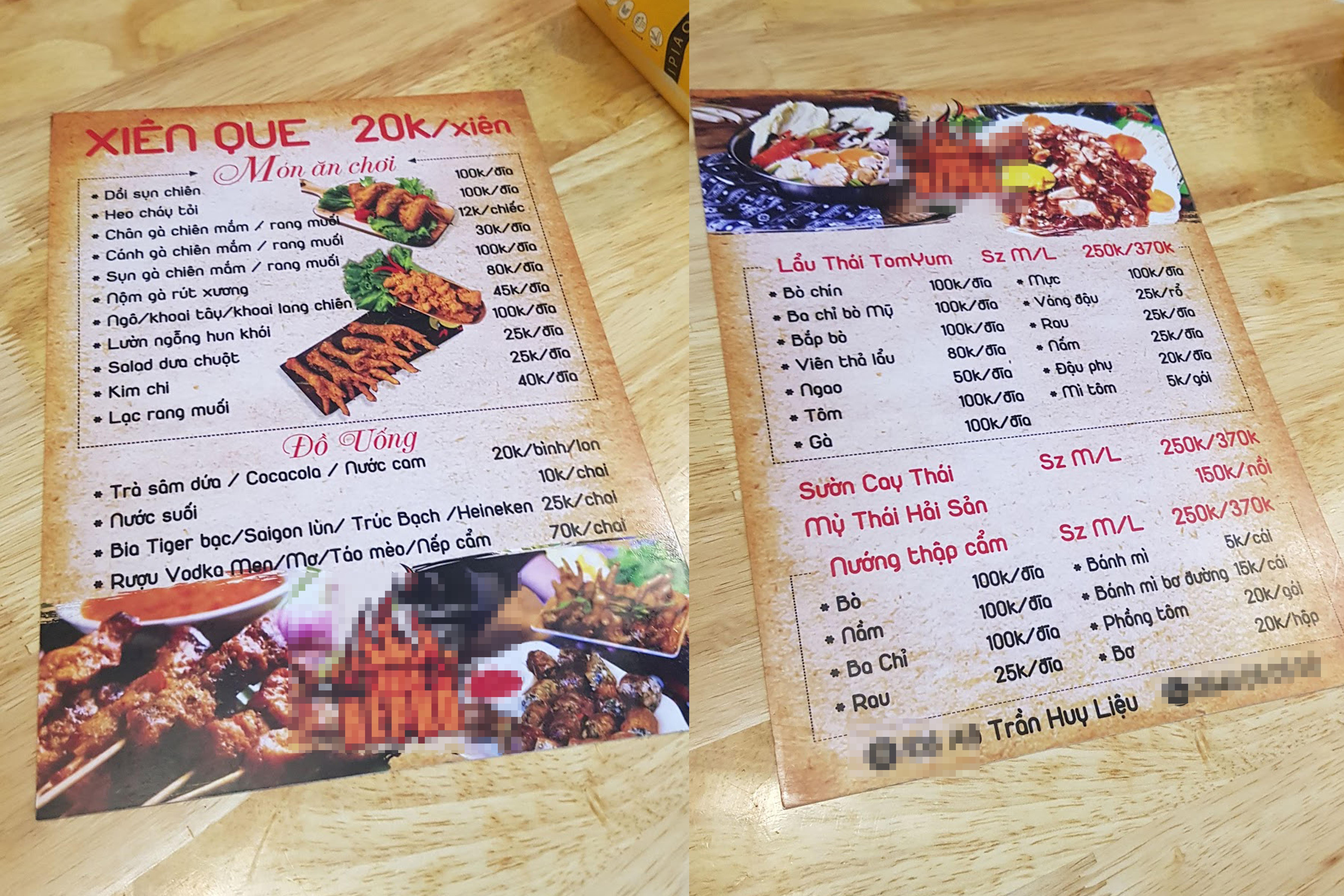 """Dân mạng chê quán ăn tại Hà Nội có món sườn cay khổng lồ phong cách Thái Lan """"đượm mùi tủ lạnh"""", vậy còn thực tế ra sao, liệu có như lời đồn? - Ảnh 4."""