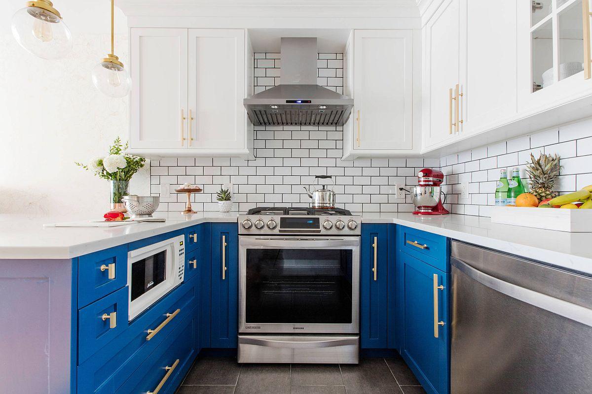 Những căn bếp nhỏ được thiết kế sáng tạo vừa đẹp vừa tiện dụng nhờ các giải pháp không ai ngờ tới - Ảnh 9.