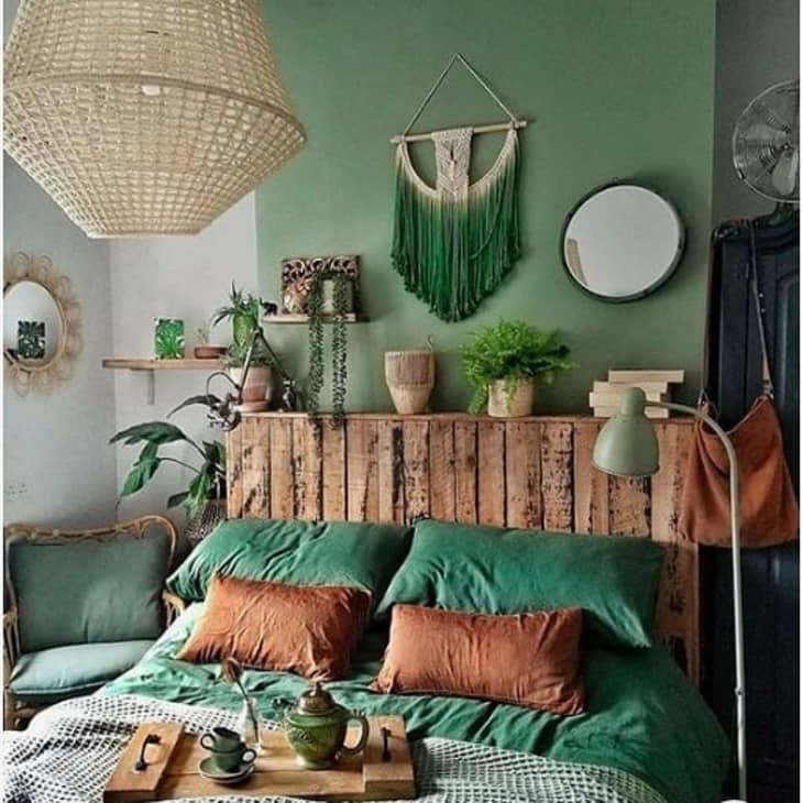 Gợi ý 10 kiểu giường pallet vừa rẻ vừa xinh phù hợp với mọi loại phòng ngủ - Ảnh 10.