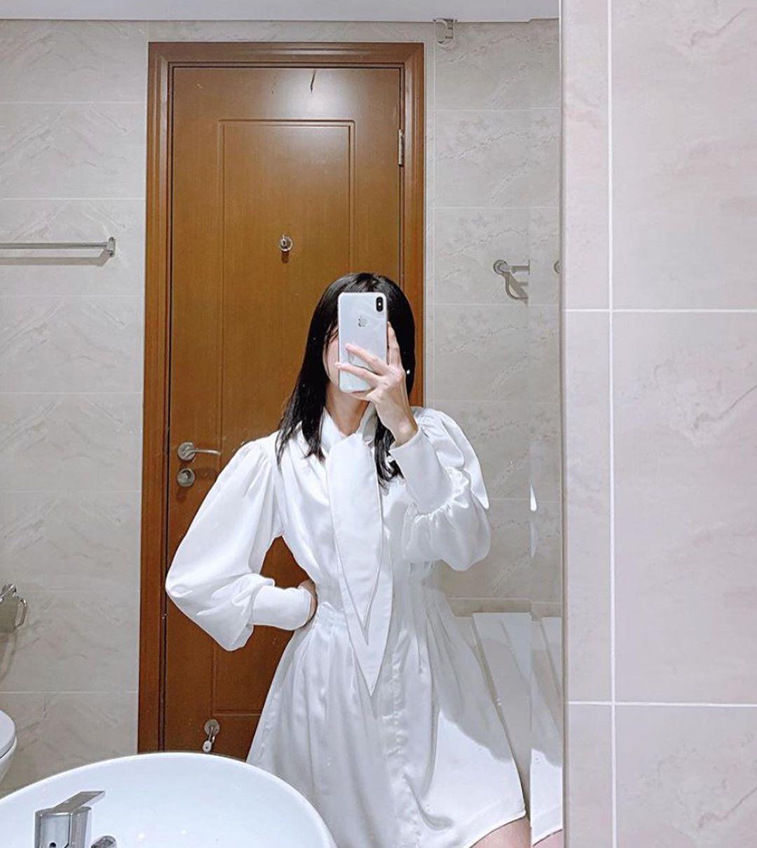 """MC Mai Ngọc cũng u mê Seo Ye Ji """"không lối thoát"""", lên đồ giống hệt mỹ nhân Hàn để diện đến sở làm - Ảnh 8."""