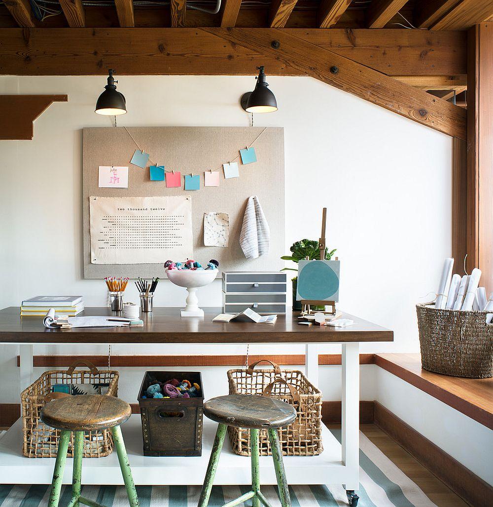 Những lý do vô cùng thuyết phục để bạn lựa chọn gam màu trắng đẹp hoàn hảo cho góc làm việc tại nhà - Ảnh 10.