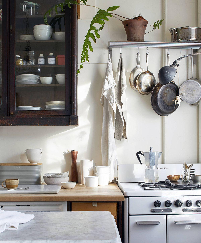 Những căn bếp nhỏ được thiết kế sáng tạo vừa đẹp vừa tiện dụng nhờ các giải pháp không ai ngờ tới - Ảnh 10.