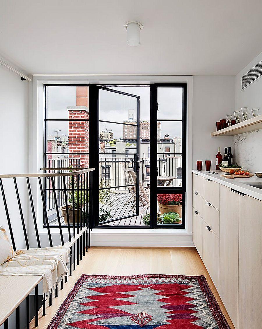 Những căn bếp nhỏ được thiết kế sáng tạo vừa đẹp vừa tiện dụng nhờ các giải pháp không ai ngờ tới - Ảnh 12.