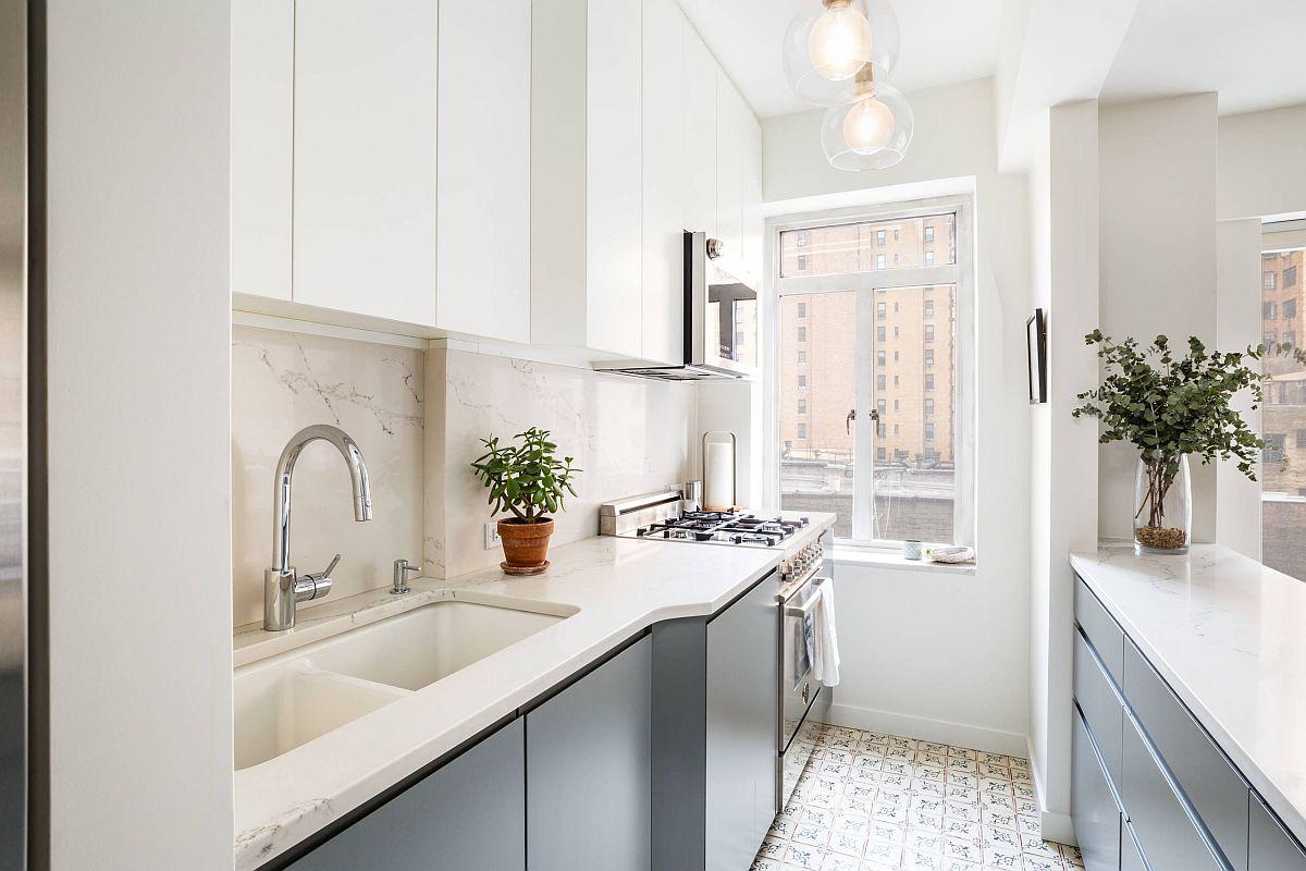 Những căn bếp nhỏ được thiết kế sáng tạo vừa đẹp vừa tiện dụng nhờ các giải pháp không ai ngờ tới - Ảnh 13.