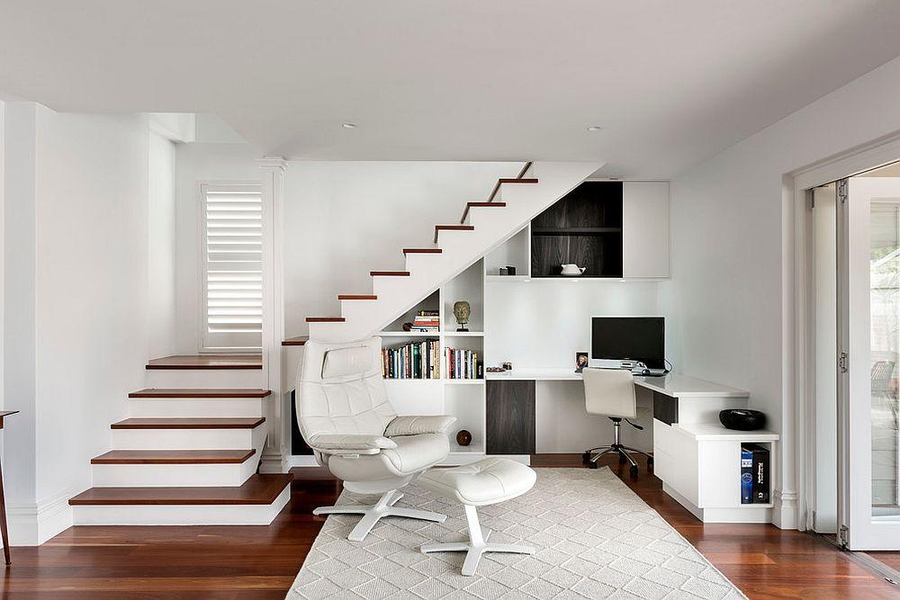 Những lý do vô cùng thuyết phục để bạn lựa chọn gam màu trắng đẹp hoàn hảo cho góc làm việc tại nhà - Ảnh 4.