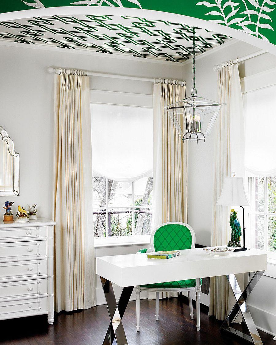 Những lý do vô cùng thuyết phục để bạn lựa chọn gam màu trắng đẹp hoàn hảo cho góc làm việc tại nhà - Ảnh 6.