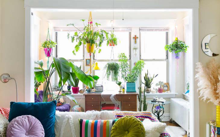Dạo một vòng để cùng xem 14 ý tưởng tạo góc xanh cuốn hút mang lại sức sống cho ngôi nhà mà thế giới đang sử dụng
