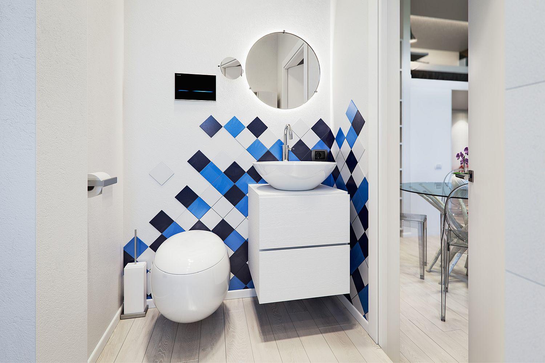 Căn hộ 29m² màu trắng siêu tiết kiệm không gian với góc view cực chất ai ngắm cũng muốn sở hữu ngay - Ảnh 10.