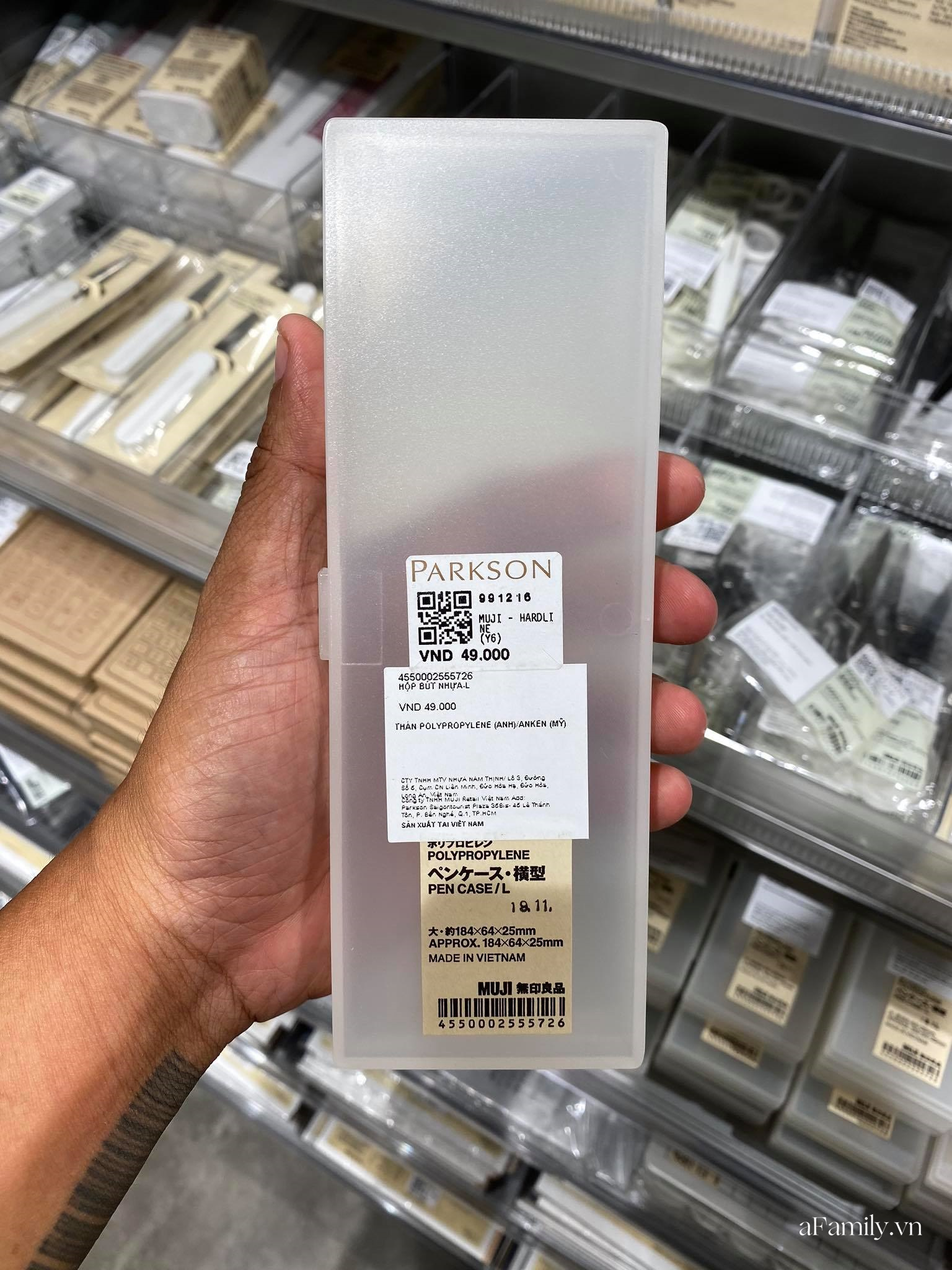 """Ra Muji sắm đồ văn phòng phẩm và gia dụng chất lượng không sợ lỗi mốt, nhiều món còn độc quyền nhưng giá bán còn khá """"sượng"""" - Ảnh 8."""