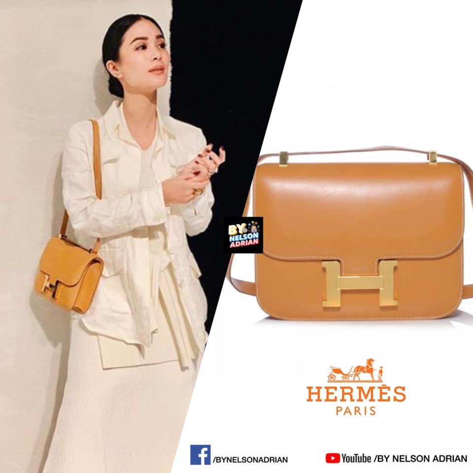 """Đẳng cấp bạn thân Hà Tăng: Có tủ quần áo to bằng cả căn nhà, túi Hermes nhiều """"vượt mặt"""" cả Ngọc Trinh - Ảnh 7."""