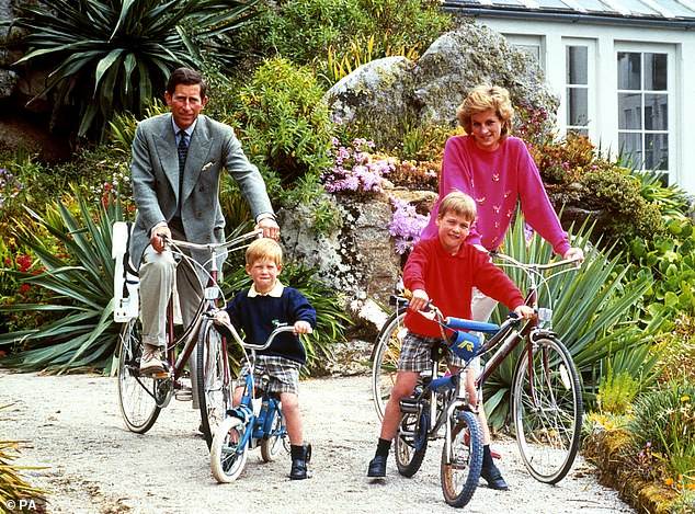 Cùng tưởng nhớ đến Công nương Diana, vợ chồng Hoàng tử William được khen ngợi là tinh tế trong khi nhà Meghan xấu hổ không dám nhìn ai - Ảnh 4.