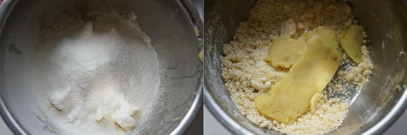 Bánh khoai lang giòn ngon dễ làm cho bé ăn vặt - Ảnh 2.