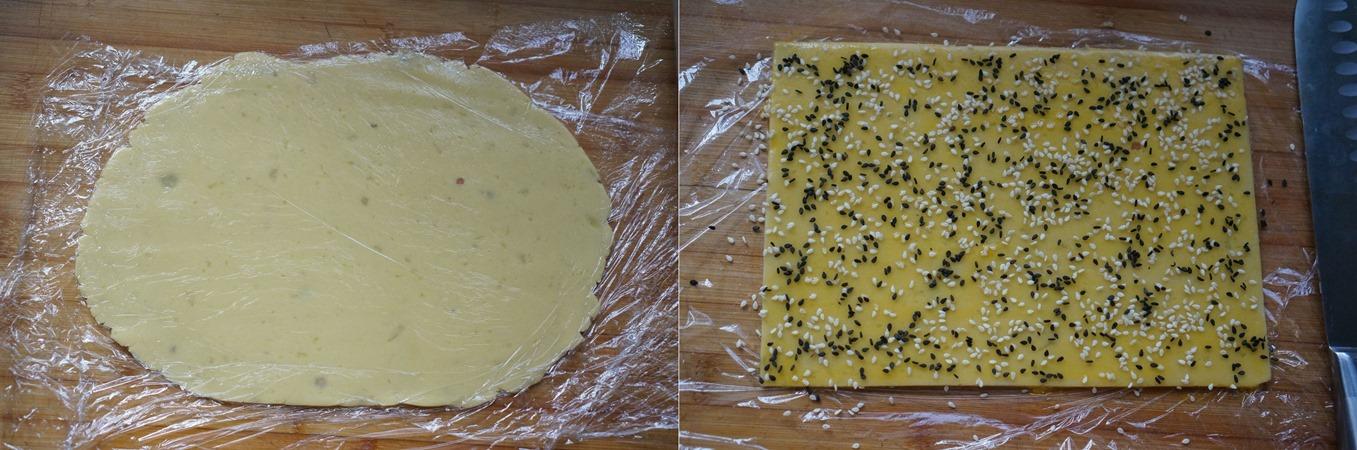 Bánh khoai lang giòn ngon dễ làm cho bé ăn vặt - Ảnh 3.