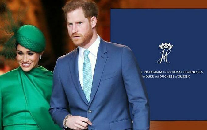 Sau cú đánh giáng mạnh vào Nữ hoàng Anh, nhà Meghan Markle tiếp tục có động thái ''dứt tình'' với hoàng gia gây tranh cãi