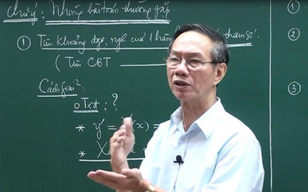 """Điểm danh những giáo viên dạy Toán nổi tiếng ở Hà Nội, có người còn sở hữu giáo án giúp học sinh lớp 6 giải bài thi đại học """"ngon ơ"""""""