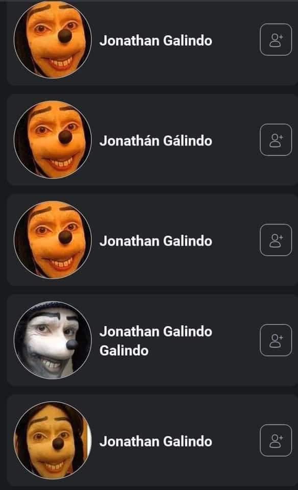 Tài khoản hot nhất MXH 24h giờ qua gọi tên Jonathan Galindo, và thực hư tin đồn nếu nhận được tin nhắn bạn sẽ gặp cái kết rùng rợn? - Ảnh 4.