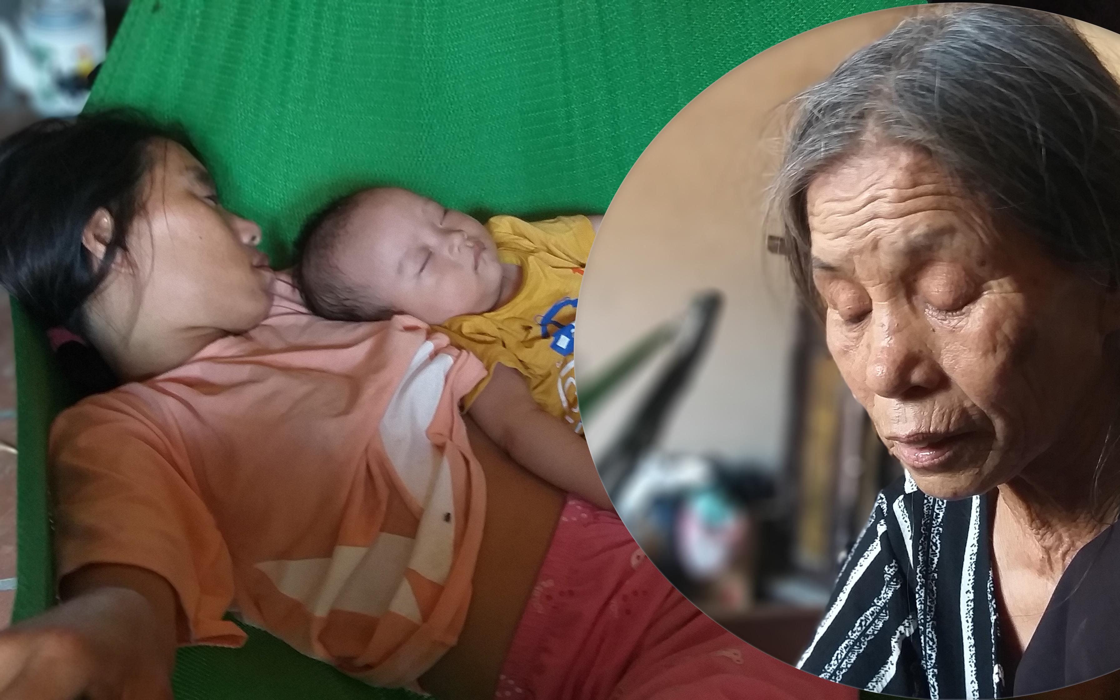 Tâm sự người mẹ già nuôi con gái 40 tuổi bị tâm thần, sinh con bất đắc dĩ sau vụ xâm hại: ''Có lẽ đó là duyên số, muốn tránh cũng đâu có được''