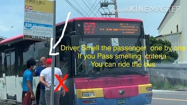 """Tài xế xe buýt ở Đài Loan bị phạt vì """"đánh hơi"""" và từ chối khách nếu có mùi nước hoa, lý do chia sẻ ra vẫn khó cảm thông - Ảnh 1."""