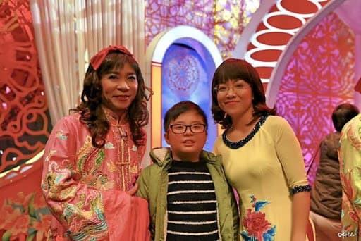 Con trai Công Lý và MC Thảo Vân dậy thì thành công khi bước sang tuổi 15, gây chú ý nhờ chiều cao nổi bật cùng nụ cười tỏa nắng - Ảnh 2.