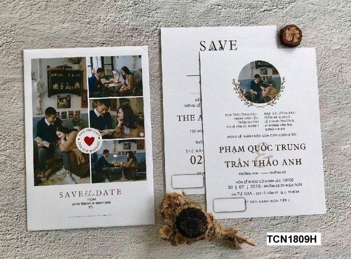Chỉ dưới 3.000 đồng, 8 mẫu thiệp cưới hoàn hảo các cặp đôi không nên bỏ lỡ nếu đang loay hoay tìm cho ngày trọng đại - Ảnh 4.