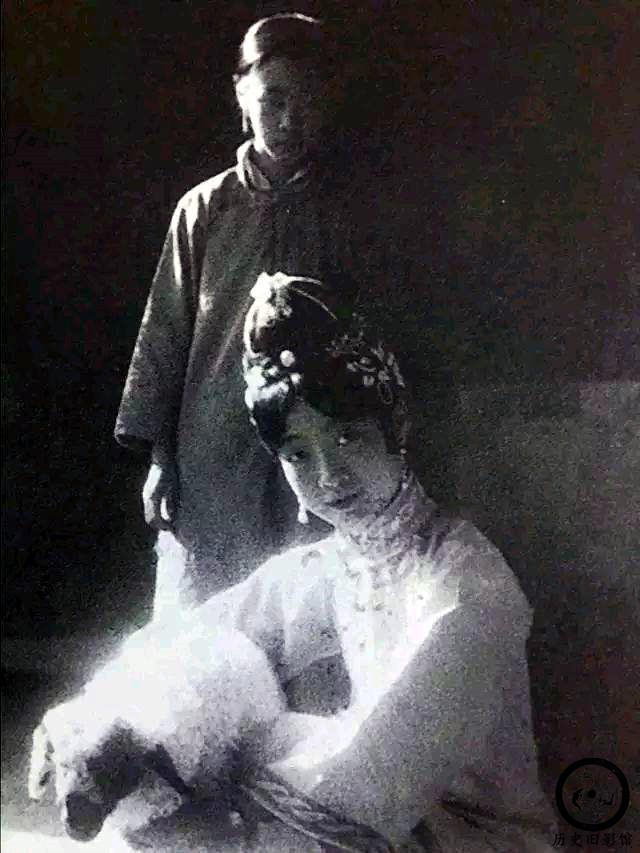 Loạt ảnh cũ giúp chúng ta hiểu rõ thái giám và cung nữ thời nhà Thanh hoàn toàn không giống những gì đã xem trên màn ảnh nhỏ - Ảnh 4.