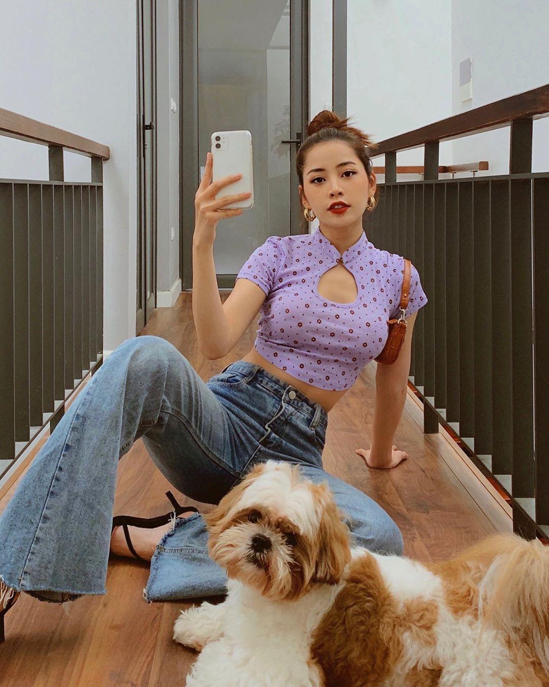 """Nhìn Jisoo vừa xinh xẻo lại vừa sexy tột bậc cùng kiểu áo này, hẳn chị em nào cũng muốn """"đu"""" theo tức thì - Ảnh 5."""